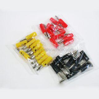 1017002 Banana plug set